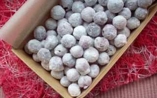 Клюква в сахаре: простой рецепт, в сахарной пудре, в глазури