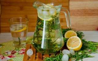 «Тархун»: рецепты напитка в домашних условиях из свежего и сухого эстрагона, с мятой, с лимоном,