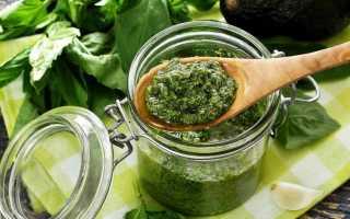 Базиликовый соус: рецепты с помидорами, сливками, чесноком, оливковым маслом