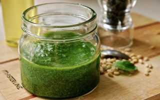 Зеленая аджика: рецепт