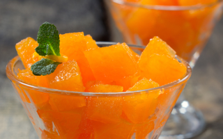Мармелад из дыни: рецепты на зиму