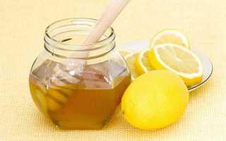 Лимон с глицерином и медом от кашля: рецепты, отзывы