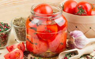 Помидоры с чесноком на зиму: рецепты пальчики оближешь, сладкие, пикантные, соленые