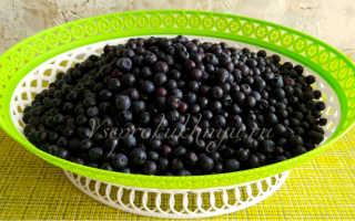 Густое варенье из черники: рецепты на зиму с малиной, апельсином, лимоном, пятиминутка