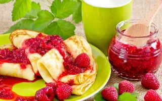 Варенье из лесной малины: рецепты на зиму с фото