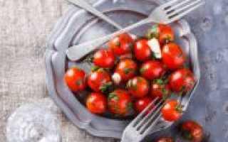 Как посолить помидоры черри на зиму: вкусные и простые рецепты