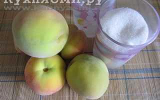 Цукаты из персиков на зиму: простые рецепты в домашних условиях в сушилке, в духовке