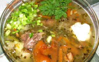 Суп из рыжиков: соленых, замороженных, свежих, сушеных