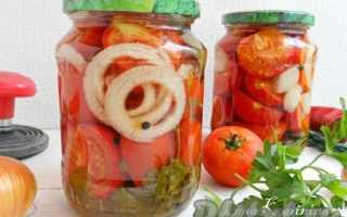 Очень вкусные маринованные помидоры на зиму: простые рецепты в 1 литровых и 2 литровых банках, пальчики оближешь