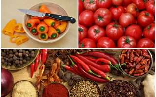 Лечо по-болгарски: рецепт