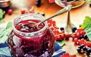 Варенье из красной смородины с апельсинами: как сварить, рецепты
