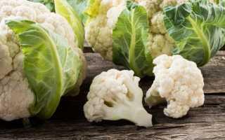 Цветная капуста: польза и вред, химический состав, противопоказания, употребление