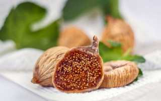 Инжир вяленый: польза и вред для организма, как вялить и хранить, калорийность
