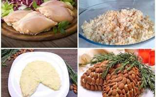 Салат «Шишка» с миндалем: сосновая, еловая, кедровая, лучшие рецепты приготовления