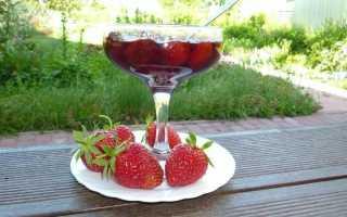 Варенье из клубники с целыми ягодами: рецепт