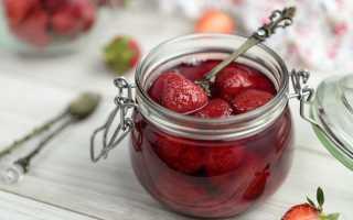 Варенье из замороженной клубники: рецепты