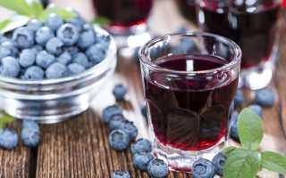 Компот из голубики на зиму: простые рецепты приготовления, полезные свойства