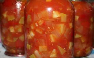 Анкл Бенс из кабачков на зиму: рецепт классический, с помидорами, с томатной пастой, с морковью, с карри
