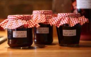 Сливовое варенье без косточек – 35 рецептов: «Пятиминутка», дольками, в мультиварке, без сахара, с яблоками,