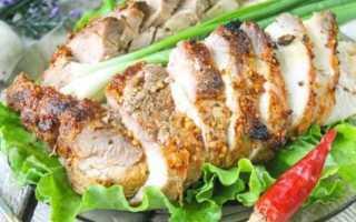 Буженина из свинины в духовке в фольге: из шеи, из корейки, по-домашнему, в маринаде