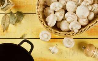 Как и сколько варить шампиньоны в кастрюле: до готовности, правила варки свежих, сырых, резаных, замороженных грибов