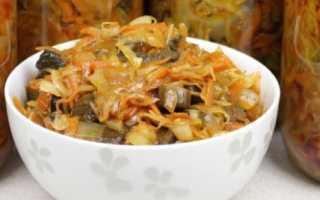 Грибная солянка с груздями: рецепты на зиму, с капустой, из белых, черных груздей