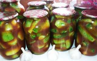 Салат из огурцов с кетчупом чили на зиму: резаные, кусочками, рецепты приготовления со стерилизацией и без