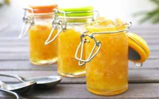 Варенье из дыни с апельсином и лимоном: рецепты на зиму