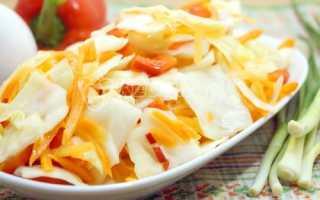 Маринованная капуста: рецепты