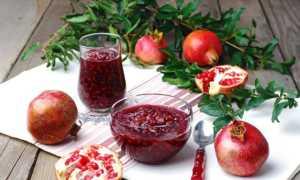 Гранатовое варенье: пошаговые рецепты с фото