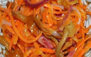 Опята по-корейски: рецепты приготовления маринованных грибов с морковью, с луком, как на рынке, в магазине