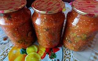 Салат из огурцов на зиму Зимняя сказка