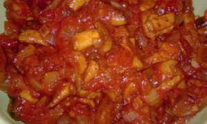 Рыжики в томатном соусе: рецепты приготовления на зиму