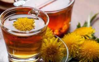 Чай из корня (листьев) одуванчика: польза и вред, как приготовить, чем полезен для похудения