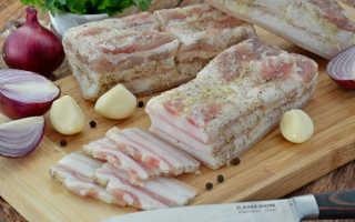 Сало по-венгерски в домашних условиях: вкусные пошаговые рецепты засолки с фото