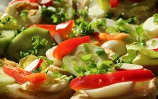 Бутерброды: фото вариантов вкусных блюд, варианты подачи