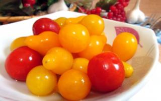 Вкусные помидоры на зиму без стерилизации: рецепты на литровую банку, черри