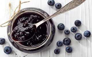 Варенье: рецепты приготовления из вишни, малины, клубники, голубики
