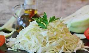 Капуста маринованная быстрого приготовления: вкусный рецепт
