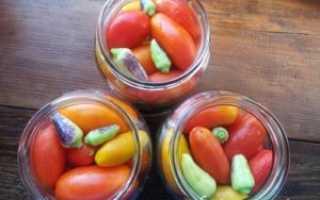 Острые помидоры на зиму: вкусные рецепты, без стерилизации, с перцем, с чесноком, в литровых банках