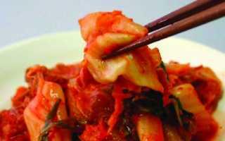 Как замариновать пекинскую капусту по-корейски
