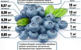 Варенье из голубики: 14 рецептов на зиму