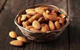Миндаль: польза и вред, состав, калорийность, противопоказания