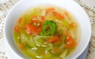 Суп из сельдерея для похудения: рецепты из корня и стебля