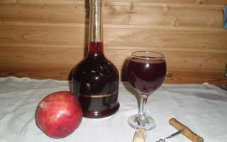 Гранатовое вино: польза и вред, как сделать в домашних условиях