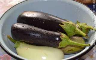 Вяленые баклажаны на зиму в духовке: лучшие рецепты с фото
