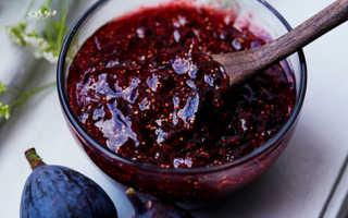 Варенье из инжира на зиму: польза и вред, рецепты с фото, отзывы