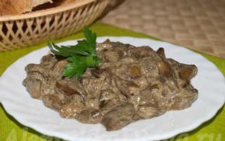 Жареные моховики: с картошкой, сметаной, мясом, в салате, особенности жарки