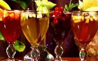 Вишневый глинтвейн: рецепты приготовления в домашних условиях, безалкогольный