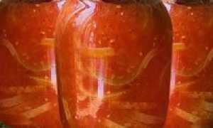 Кабачки на зиму Тещин язык: рецепт + фото
